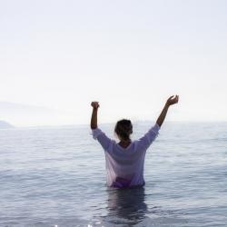 Cuidar la piel del alma para regresar a una misma