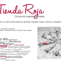Tienda Roja en Toledo