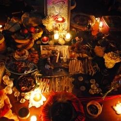 Samhain, otoño oscuro hacia invierno…